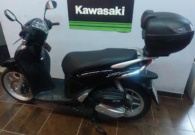Lateral Honda