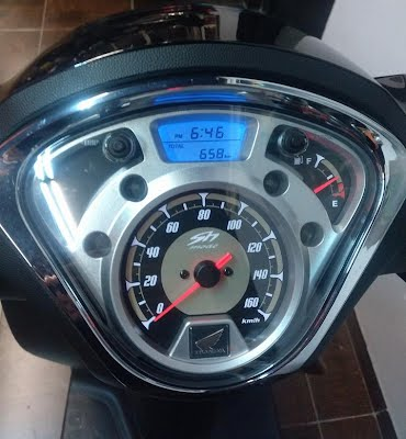 Cuentaquilometros Honda