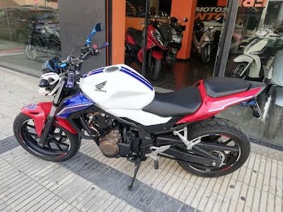 Lateral 2 Honda